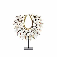 Heidi Caillier Design — THE BLOGCurrently Coveting: Tribal Shell Necklace.