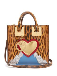 SOPHIE HULME . #sophiehulme #bags #lace #lining #accessories #shoulder bags #charm #suede #hand bags #glitter #