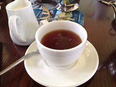 Real earl grey tea.