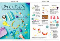 Loot Bag, 8 ways, Craft page - Today's Parent Magazine