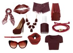 Scarves and Rockets — Beauty, Fashion, and Lifestyle Blog     Color Love: Burgundy