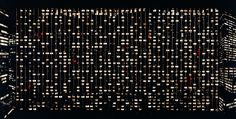 Andreas Gursky: Avenue of the Americas, 2001.