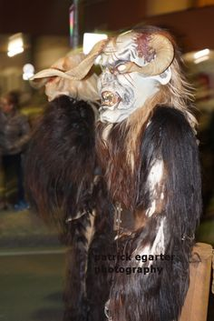 """""""krampus"""" procession, 06. 12. 2014 bruneck, south tyrol, italy. """"krampus"""" umzug, bruneck. - """"krampus"""" corteo. #krampus #krampusumzug"""