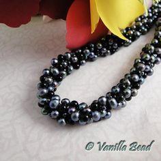 Beaded Kumihimo by Vanilla Bead | Jewelry Pattern