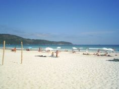 Lopes Mendes Beach, Ilha Grande, State of Rio de Janeiro, Brazil... Dec-Mar.