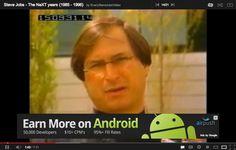 Steve Jobs interviewed about Paul Rand (1993)