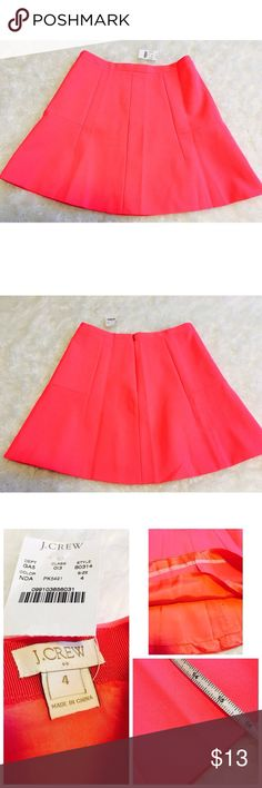 NWT J. CREW SKIRT Excellent condition.  No lowballs.  Bundle & save!  Please ask any questions you may have, I will try my best to help! Thank you! J. Crew Skirts Midi