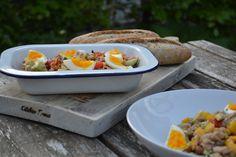 Tonijnsalade met kikkererwten - Taste our Joy!
