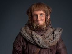 Still of Adam Brown in The Hobbit: An Unexpected Journey. ORI IS SO ADORABLE!!! xD
