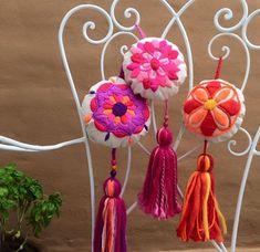 Resultado de imagen para sobres bordado mexicano