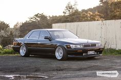 Daily Driven: Nissan Laurel C33 — The Motorhood