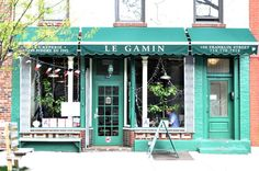 LE GAMIN / Greenpoint Brooklyn