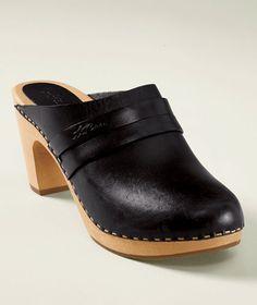 Milbridge Clog: FOOTWEAR   Free Shipping at L.L.Bean