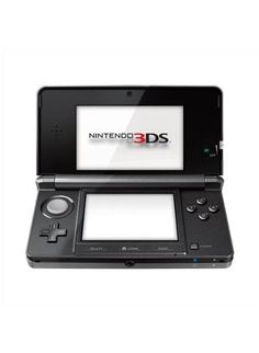 Nintendo 3DS Game System - Cosmo Black