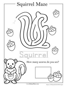 A collection of Free printable maze and activity pages for young children. Students solve the maze, trace and write the word, then count the items on the sheet Mazes For Kids Printable, Free Printable, Autumn Activities, Activities For Kids, Thanksgiving Words, Fall Words, Activity Sheets, Preschool Kindergarten, Autumn Theme