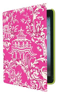 Anna Griffin Chinoiserie iPad Case - Fabric Accessories 52