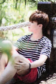 Jimin- BTS SUMMER PACKAGE 2015