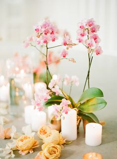 Photography : Jose Villa Photography | Floral Design : Flowerwild Read More on SMP: http://www.stylemepretty.com/2015/07/14/authentic-colorful-cuban-wedding-inspiration/