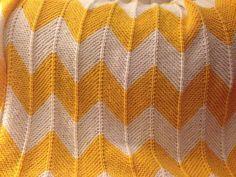Knit ripple