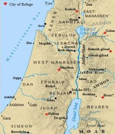 The Tribe of Levi dwelt in the Levitical cities allotted to them within each of the tribes. They did not receive a land inheritance, as they are the Lord's inheritance and He placed them throughout the land for Israel's spiritual well-being.