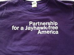 My K-State T-Shirt. LOVE IT!! You can get one at Threads in Manhattan. Join the fight!!! LOL!