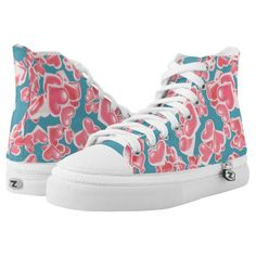 Shop Rain of hearts High-Top sneakers created by bd_shop. Custom Sneakers, On Shoes, Converse Chuck Taylor, High Tops, High Top Sneakers, Your Style, Rain, Hearts, Unisex
