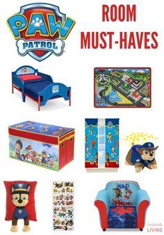 Paw Patrol Inspired Room Toddler Boys Room Pinterest