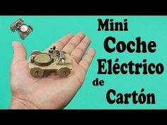 Cómo Hacer un Mini Coche Super Veloz (muy fácil de hacer) - YouTube
