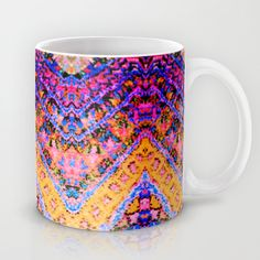 Marrakech Yellow Mug