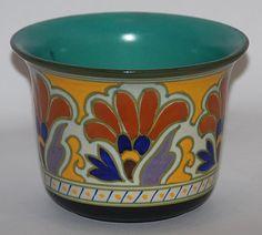 Gouda Pottery Metz Bowl.