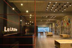 Orange Machine Le Utthe store by BBC Arquitectos, San Fernando del Valle de Catamarca – Argentina » Retail Design Blog