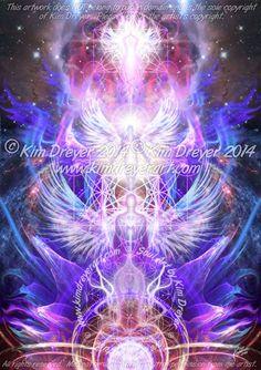Sacred Light Visions - The Art of Kim Dreyer