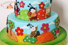 Erika, Birthday Cake, Sweet, Desserts, Food, Candy, Tailgate Desserts, Deserts, Birthday Cakes