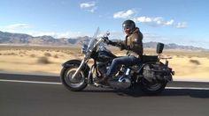 Soundtrack Gitty Fischer - Mit der Harley durch Nevada