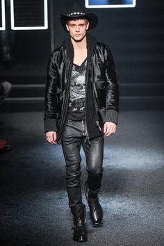#Menswear #Trends Fall Winter PHILIPP PLEIN Otoño Invierno 2014-2015 #Tendencias #Moda Hombre