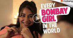 Watch this hilarious video on a Bombay girl who is unapologetic about her love for the city and thinks that Bombay is the best place ever!! Click: http://www.mobango.com/every-bombay-girl-in-the-world/?cid=1910683&catid=9&track=Q148X2429