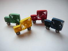 Paper Quilled Car / Truck  https://www.etsy.com/shop/Customcrafter500?ref=hdr_shop_menu