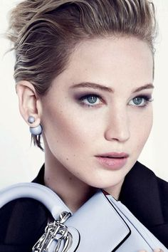 JENNIFER LAWRENCE has received awards (an Oscar among them) for her acting abilities, but modelling is a fairly new endeavour. Despite this, the actress has revealed that she draws on her primary career when in front of the camera for Dior - of which she is the face.