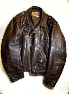 Schott perfecto motorcycle leather jacket #Schott #Motorcycle