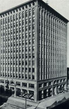Луис Салливен. Здание компании Гаранта в Буффало. 1894—1895 гг.