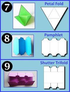 Interactive Notebook Templates - FREE Sampler Pack - 9 Templates