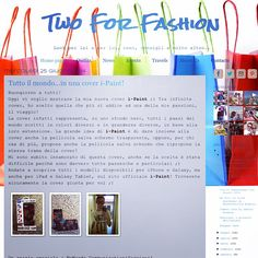 Online il nostro nuovo blog Two For Fashion!! http://two2forfashion.blogspot.it/