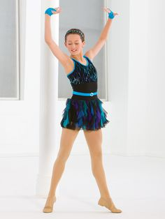 Show Ya How - Style 0520 | Revolution Dancewear Jazz/Tap Dance Recital Costume