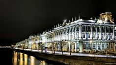 Ночь! Санкт-Петербург
