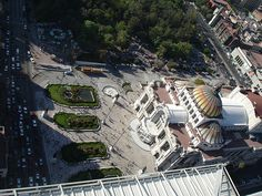 Vista desde la torre Latinoamericana   Flickr - Photo Sharing!