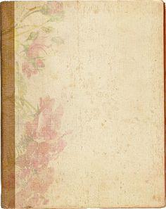 Vintage Floral Background ~ Zibi Vintage Scrap