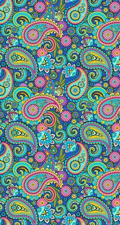 I Am Loving This Paisley Art. Start Your Day With A Doodle/Coloring Project and It Might Even End Up As One of Your Favorite Pieces of Art. Sparking Your Creativity Sets the Mood for the Rest of Your Day! Paisley Wallpaper, Paisley Art, Textured Wallpaper, Paisley Design, Paisley Pattern, Pattern Wallpaper, Wallpaper Backgrounds, Paisley Background, Wallpaper Art