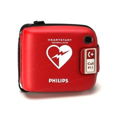 Philips HeartStart FRx Semi-Rigid Carrying Case