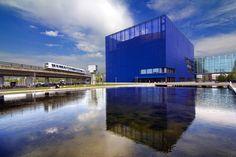 DR Concert Hall designed by Jean Nouvel