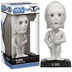 K-3PO Wacky Wobbler Bobblehead * Read more reviews of the product by visiting the link on the image.(It is Amazon affiliate link) #nature